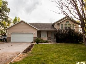 Home for sale at 510 S Hale St, Grantsville, UT 84029. Listed at 289900 with 4 bedrooms, 3 bathrooms and 2,510 total square feet