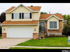 Home for sale at 3439 W 4950 South, Roy, UT  84067. Listed at 247000 with 4 bedrooms, 3 bathrooms and 1,916 total square feet