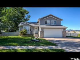 Home for sale at 672 E 440 South, Hyrum, UT 84319. Listed at 249900 with 3 bedrooms, 3 bathrooms and 2,377 total square feet