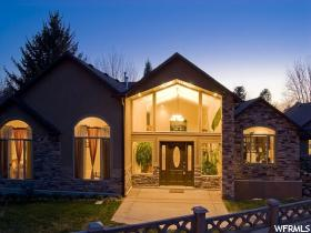Home for sale at 5390 S Holladay Blvd, Salt Lake City, UT  84117. Listed at 785000 with 6 bedrooms, 4 bathrooms and 4,580 total square feet