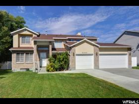 Home for sale at 9698 S 2740 West, South Jordan, UT  84095. Listed at 405000 with 4 bedrooms, 3 bathrooms and 3,500 total square feet
