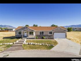 Home for sale at 40 N Trackside Cir, Grantsville, UT  84029. Listed at 339900 with 5 bedrooms, 2 bathrooms and 3,258 total square feet