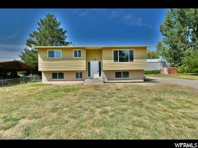 Home for sale at 928 W 2400 North, Clinton, UT 84015. Listed at 199900 with 4 bedrooms, 2 bathrooms and 1,747 total square feet