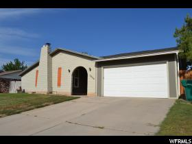 Home for sale at 5232 S 3100 West, Roy, UT  84067. Listed at 225000 with 3 bedrooms, 2 bathrooms and 2,585 total square feet