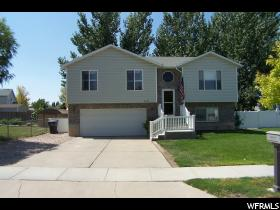 Home for sale at 2377 W 2120 North, Clinton, UT 84015. Listed at 234900 with 3 bedrooms, 2 bathrooms and 1,656 total square feet