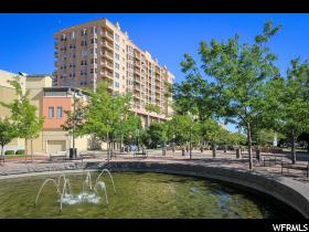 Home for sale at 5 S 500 West #810, Salt Lake City, UT  84101. Listed at 525000 with 3 bedrooms, 2 bathrooms and 1,460 total square feet