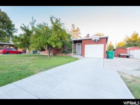 Home for sale at 5324 S 2050 West, Roy, UT  84067. Listed at 204900 with 5 bedrooms, 1 bathrooms and 2,542 total square feet