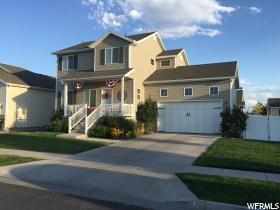 Home for sale at 3565 W 800 South, Syracuse, UT  84075. Listed at 315000 with 4 bedrooms, 4 bathrooms and 2,308 total square feet