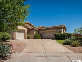 Home for sale at 1982 N Rocky Slope Cir, Washington, UT  84780. Listed at 449900 with 4 bedrooms, 2 bathrooms and 2,455 total square feet