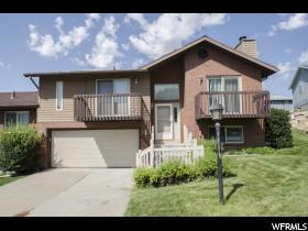 Home for sale at 3363 N 400 East, North Ogden, UT  84414. Listed at 209000 with 4 bedrooms, 3 bathrooms and 2,124 total square feet