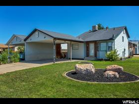 Home for sale at 4596 S 3850 West, Roy, UT  84067. Listed at 169900 with 3 bedrooms, 2 bathrooms and 1,194 total square feet
