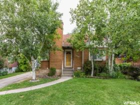 Home for sale at 1944 S Texas, Salt Lake City, UT 84108. Listed at 439000 with 4 bedrooms, 2 bathrooms and 1,818 total square feet