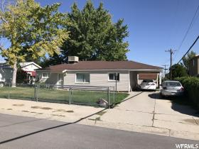 Home for sale at 4766 W 4805 South, Salt Lake City, UT  84118. Listed at 189900 with 3 bedrooms, 2 bathrooms and 1,440 total square feet
