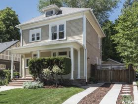 Home for sale at 1053 E South Temple, Salt Lake City, UT 84102. Listed at 645000 with  bedrooms, 2 bathrooms and 2,322 total square feet