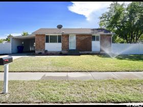Home for sale at 4027 W Zodiac Dr, Salt Lake City, UT 84118. Listed at 209900 with 4 bedrooms, 2 bathrooms and 1,924 total square feet
