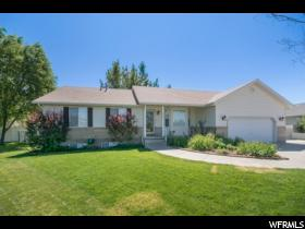 Home for sale at 3164 E 1480 South, Spanish Fork, UT  84660. Listed at 357000 with 5 bedrooms, 3 bathrooms and 3,348 total square feet