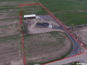 Home for sale at 4271 W 3600 North, Plain City, UT 84404. Listed at 825000 with 4 bedrooms, 4 bathrooms and 2,734 total square feet