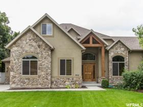 Home for sale at 1852 E Frontier Rd, Holladay, UT  84121. Listed at 525000 with 4 bedrooms, 3 bathrooms and 3,641 total square feet