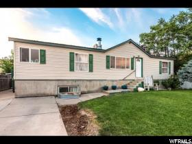 Home for sale at 642 W 7th Ave, Midvale, UT  84047. Listed at 226500 with 4 bedrooms, 2 bathrooms and 3,456 total square feet