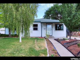 Home for sale at 5765 S 4060 West, Kearns, UT  84118. Listed at 200000 with 3 bedrooms, 1 bathrooms and 1,005 total square feet