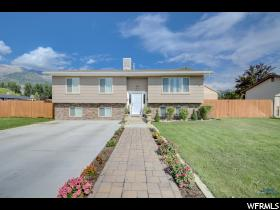 Home for sale at 1784 N 760 West, Orem, UT  84057. Listed at 274900 with 5 bedrooms, 3 bathrooms and 2,288 total square feet