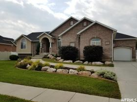 Home for sale at 885 W 2920 South, Syracuse, UT  84075. Listed at 425000 with 6 bedrooms, 3 bathrooms and 3,854 total square feet