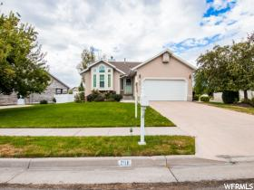 Home for sale at 206 W 1350 North, Centerville, UT  84014. Listed at 399900 with 6 bedrooms, 3 bathrooms and 3,052 total square feet