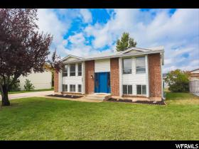 Home for sale at 825 S 1425 West, Clearfield, UT  84015. Listed at 229900 with 4 bedrooms, 2 bathrooms and 2,000 total square feet