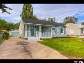 Home for sale at 24 Villa Dr, Clearfield, UT  84015. Listed at 184900 with 3 bedrooms, 1 bathrooms and 925 total square feet