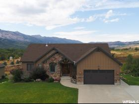 Home for sale at 4072 E 4475 North, Eden, UT  84310. Listed at 469900 with 7 bedrooms, 5 bathrooms and 4,210 total square feet