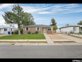 Home for sale at 4217 W 5700 South, Kearns, UT  84118. Listed at 204900 with 3 bedrooms, 1 bathrooms and 1,002 total square feet