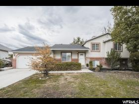 Home for sale at 1605 W 980 South, Orem, UT  84057. Listed at 257900 with 4 bedrooms, 3 bathrooms and 1,701 total square feet