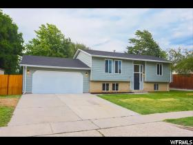 Home for sale at 667 W 550 North, Clearfield, UT  84015. Listed at 239900 with 5 bedrooms, 3 bathrooms and 1,910 total square feet