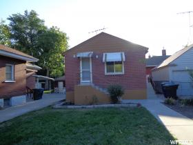 Home for sale at 2880 Lincoln Ave, Ogden, UT 84401. Listed at 99500 with  bedrooms, 2 bathrooms and 720 total square feet