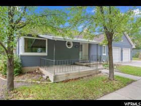Home for sale at 1984 S 1600 East, Salt Lake City, UT  84105. Listed at 389900 with 3 bedrooms, 2 bathrooms and 1,990 total square feet