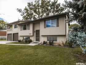 Home for sale at 6087 S 2550 West, Roy, UT  84067. Listed at 227500 with 4 bedrooms, 2 bathrooms and 2,085 total square feet