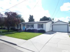 Home for sale at 823 W 1200 North, Orem, UT  84057. Listed at 229900 with 3 bedrooms, 2 bathrooms and 1,188 total square feet