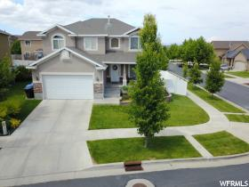 Home for sale at 7014 W Knowley, West Jordan, UT 84081. Listed at 365000 with 5 bedrooms, 3 bathrooms and 3,123 total square feet