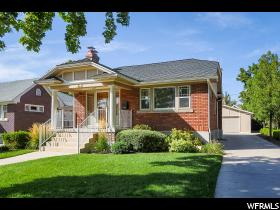 Home for sale at 1631 E Harvard Ave, Salt Lake City, UT  84105. Listed at 534900 with 4 bedrooms, 2 bathrooms and 2,184 total square feet