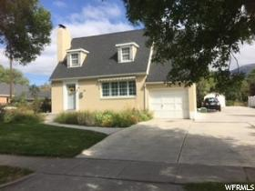 Home for sale at 2281 S 1800 East, Salt Lake City, UT  84109. Listed at 450000 with 3 bedrooms, 2 bathrooms and 1,720 total square feet
