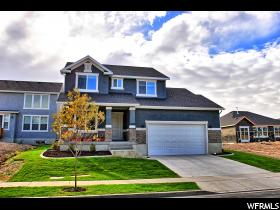 Home for sale at 8091 N Ridge Loop, Eagle Mountain, UT  84005. Listed at 332900 with 5 bedrooms, 4 bathrooms and 2,929 total square feet