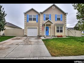 Home for sale at 2216 E Lennox Ln, Saratoga Springs, UT  84043. Listed at 234000 with 3 bedrooms, 2 bathrooms and 1,720 total square feet
