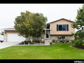 Home for sale at 8819 S Capernaum Rd, West Jordan, UT  84088. Listed at 325000 with 4 bedrooms, 2 bathrooms and 2,277 total square feet