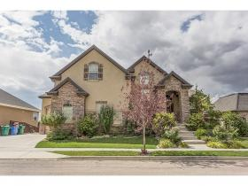 Home for sale at 5033 N Larkwood Ln, Lehi, UT  84043. Listed at 599000 with 6 bedrooms, 4 bathrooms and 5,166 total square feet