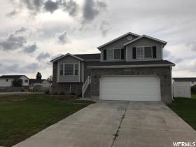Home for sale at 1531 N 2225 West, Clinton, UT  84015. Listed at 259900 with 4 bedrooms, 4 bathrooms and 2,270 total square feet