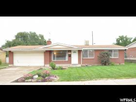 Home for sale at 277 W 750 North, Clearfield, UT  84015. Listed at 189000 with 3 bedrooms, 1 bathrooms and 1,192 total square feet