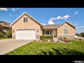 Home for sale at 5054 W Leila Ln, Herriman, UT 84096. Listed at 374900 with 5 bedrooms, 3 bathrooms and 2,982 total square feet