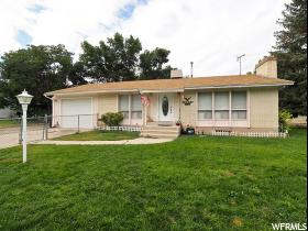 Home for sale at 5002 S Englewood Dr, Taylorsville, UT 84118. Listed at 264900 with 4 bedrooms, 2 bathrooms and 2,262 total square feet