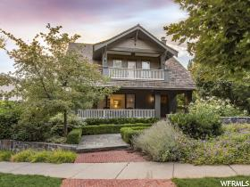 Home for sale at 1355 E Perry Ave, Salt Lake City, UT 84103. Listed at 990000 with 5 bedrooms, 4 bathrooms and 3,845 total square feet