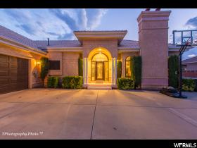 Home for sale at 823 N Dusk Dr, St. George, UT 84770. Listed at 625000 with 5 bedrooms, 4 bathrooms and 5,466 total square feet